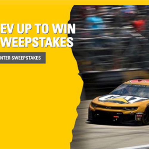 Win a Trip to a CAT Racing Experience in Daytona