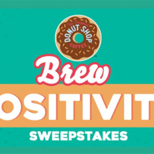 Win a Year Supply of Original Donut Shop Coffee + $200