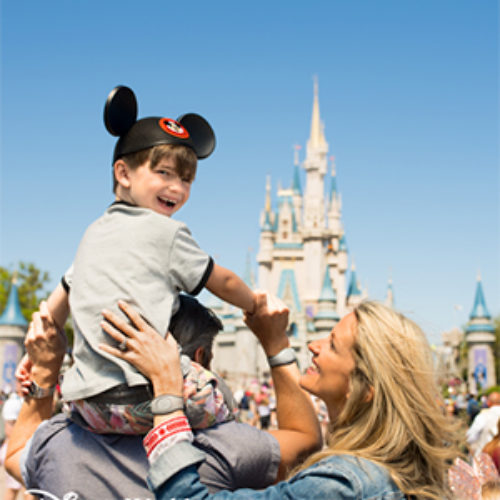 Win a Magical Family Vacation to Walt Disney World