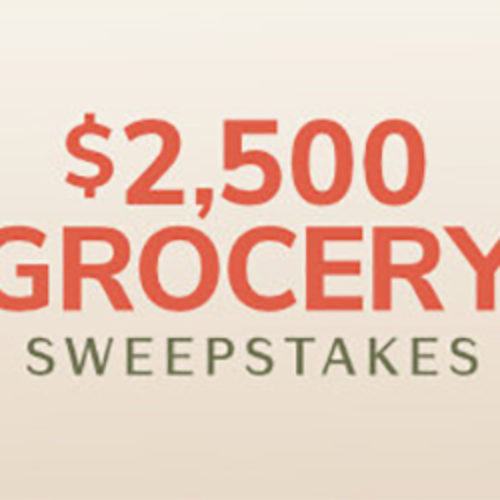 Win $2,500 from Martha Stewart