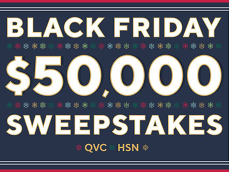 Win $50,000 from QVC