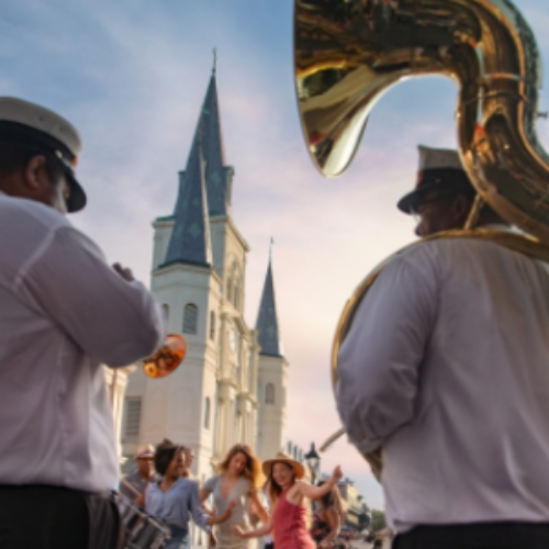 Win a Dream Trip to New Orleans from Southwest