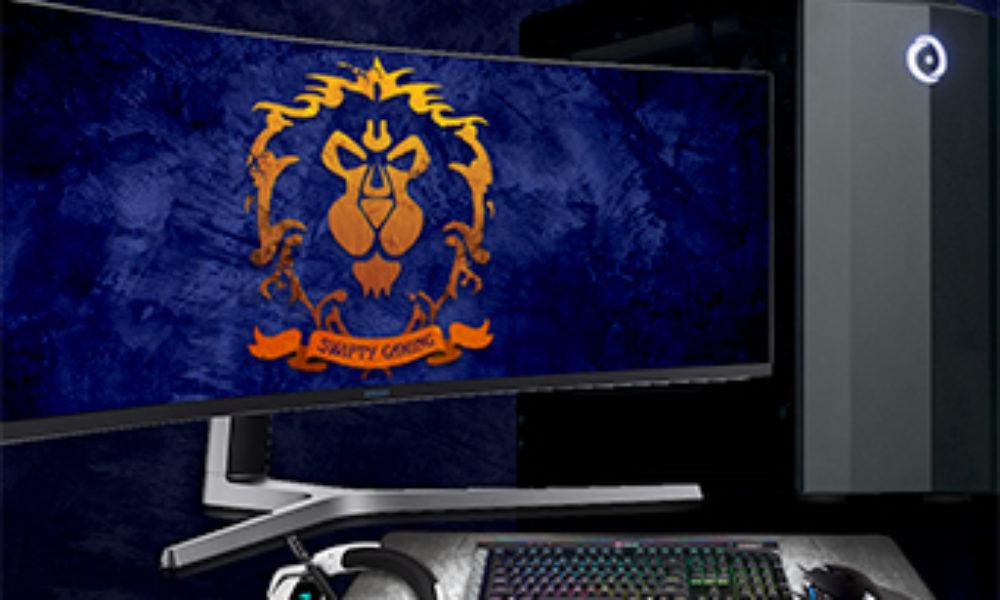 Win an ORIGIN PC Millennium + Samsung Gaming Monitor