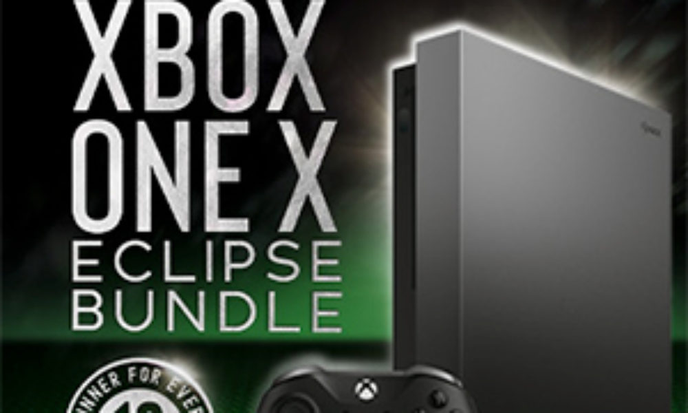 Win 1 of 5,000+ Xbox One X Eclipses from Taco Bell