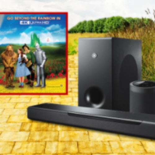Win a Yamaha Surround Sound System from World Wide Stereo