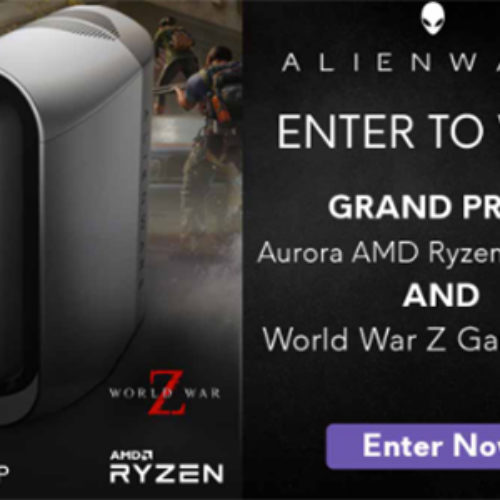 Win an Aurora AMD Ryzen Edition PC