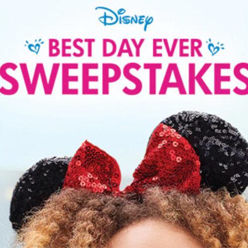 Win 1 of 2 Vacations at Walt Disney World Resort