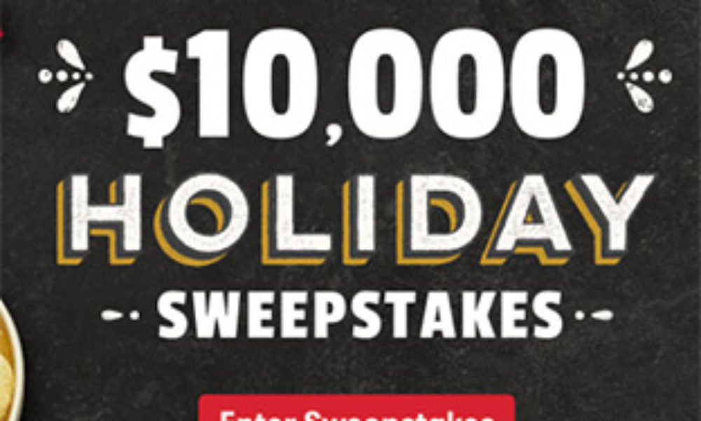 Win $10K from Frito-Lay