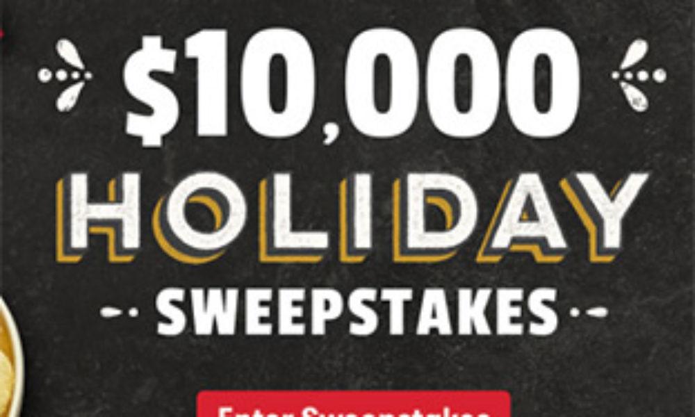 Win $10K from Frito-Lay