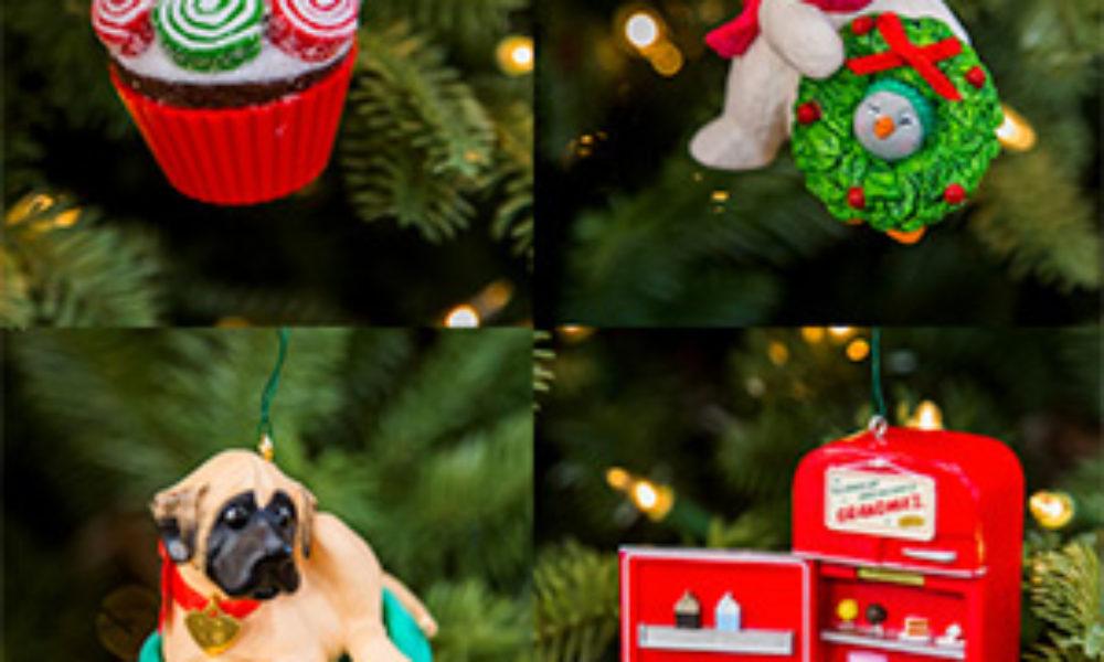 Win a Hallmark Keepsake Ornament Collection