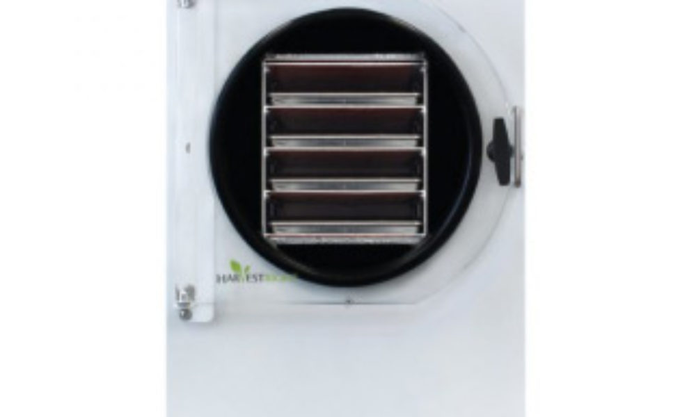 Win a Medium Home Freeze Dryer from Harvest Right