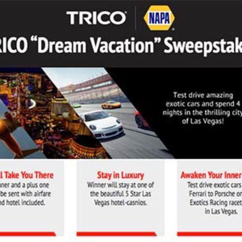 Win Dream Vacation to Las Vegas from NAPA