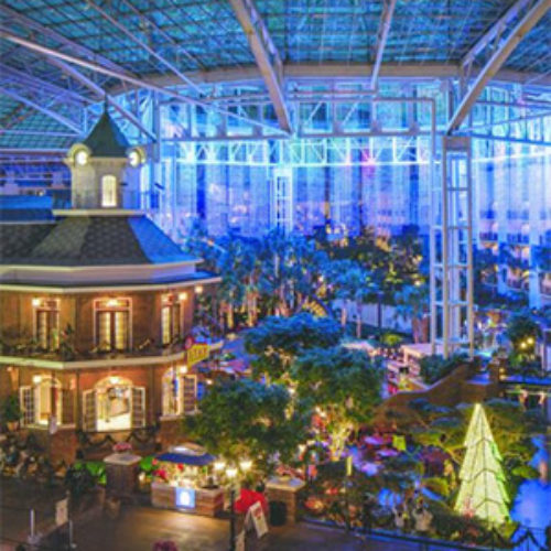 Win a Christmas Experience from Nashville Music City