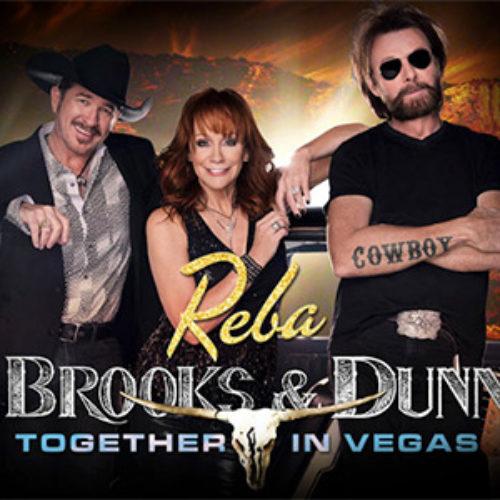 Win a Trip to See Reba, Brooks & Dunn in Vegas