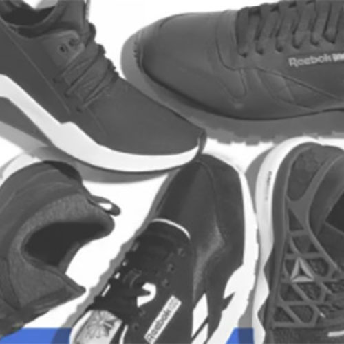 Win Reeboks Every Month for a Year