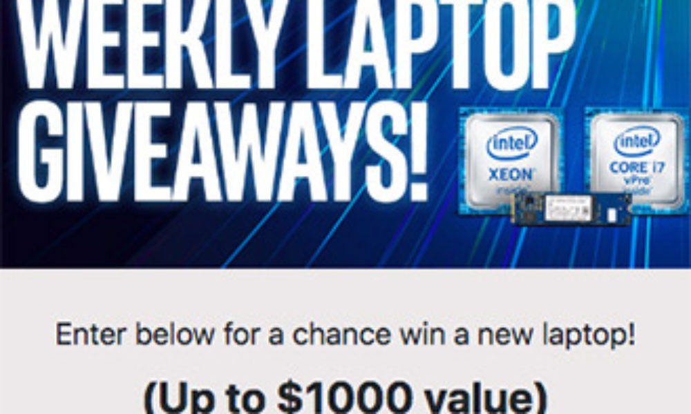 Win 1 of 5 Laptops from TigerDirect