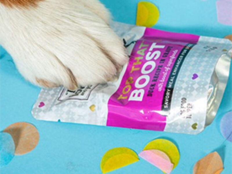 Win 1 of 100 Top That Dog Food Toppers