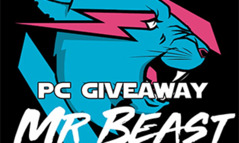 Win a Custom Xidax Gaming PC from Mr. Beast