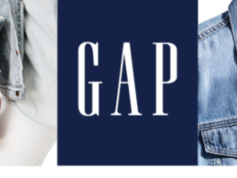 Win a Lifetime of GAP Clothing