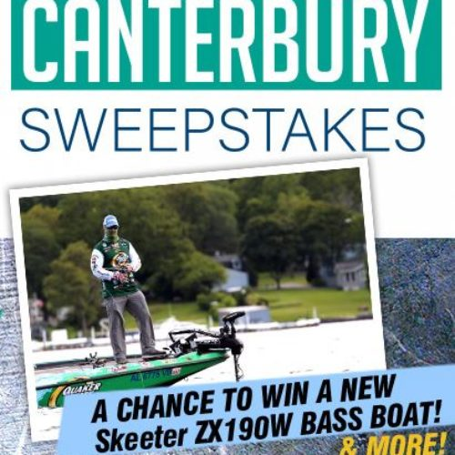 Win a Skeeter ZX130W Bass Boat from Bassmaster