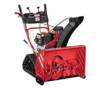 Win a Troy-bilt Snowblower & Lawn Tractor