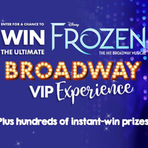 Win the Ultimate Broadway Experience from Claire's