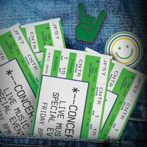 Win Concert Tickets for a Year from Cricket Wireless