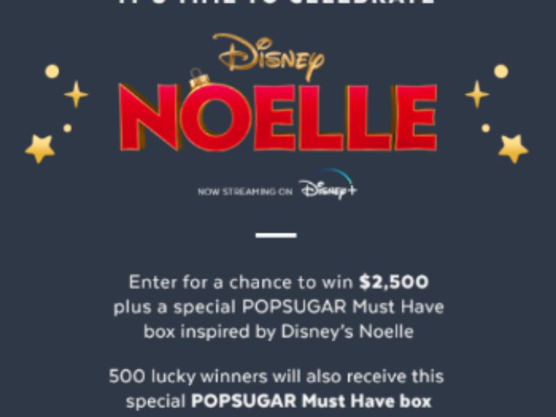 Win $2,500 + POPSUGAR Box