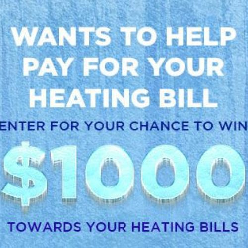 Win $1K Towards Your Heating Bill from iHeartRadio
