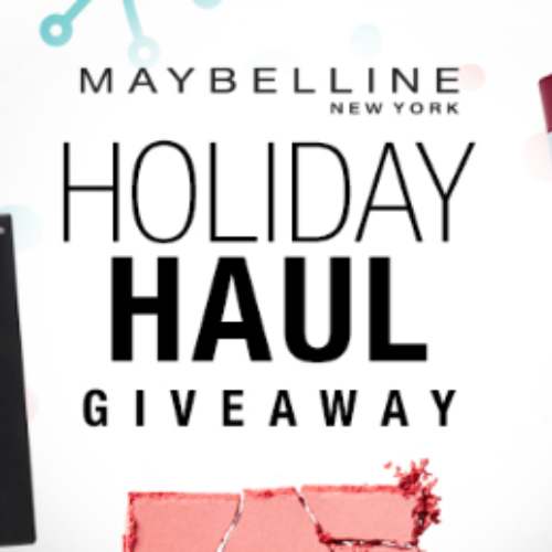 Win 1 of 30 Maybelline Makeup Kits
