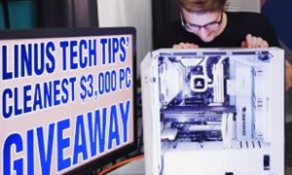 Win a Custom $3K PC from Newegg
