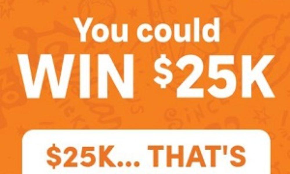 Win $25K from Popeyes