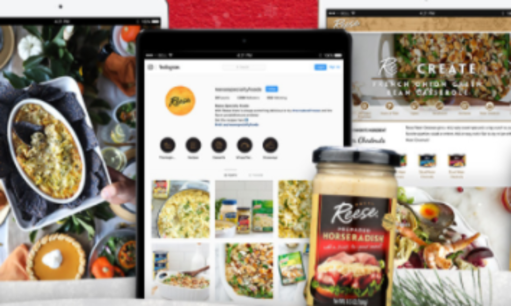 Win an iPad from Reese Specialty Foods