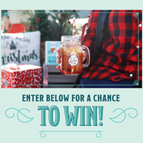 Win 1 of 100 Mason Jar Glasses