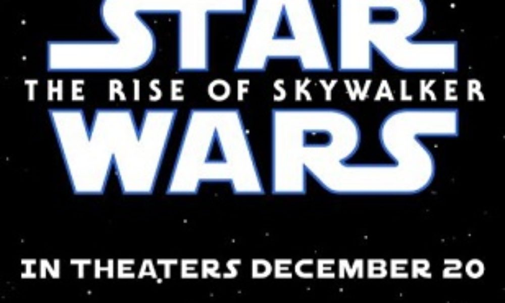 Win a Private Screening of Star Wars: The Rise of Skywalker