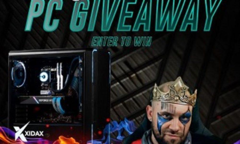 Win a Custom Xidax PC