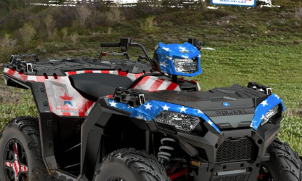 Win a Polaris ATV from Redneck Riviera