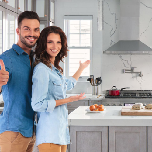 Win $10K in Kitchen Cabinets from Walcraft
