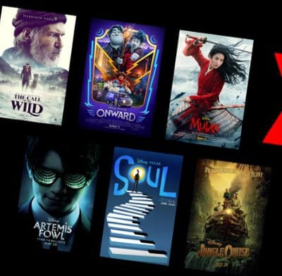 Win Movies for a Year from Disney Insiders