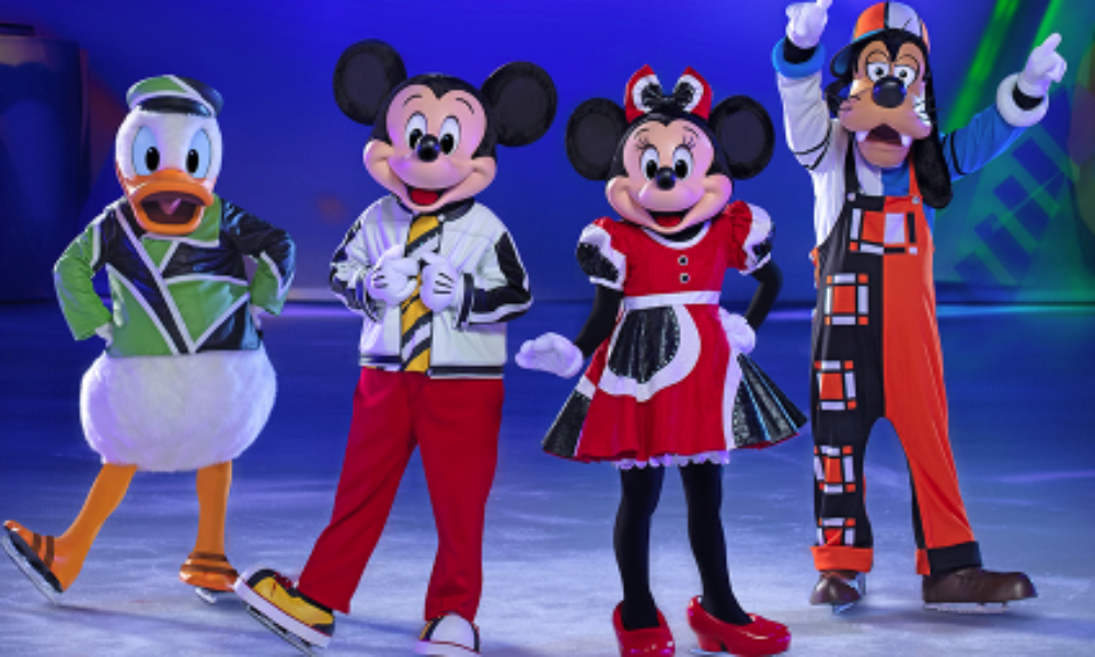 Win 240,000 HawaiianMiles from Disney On Ice