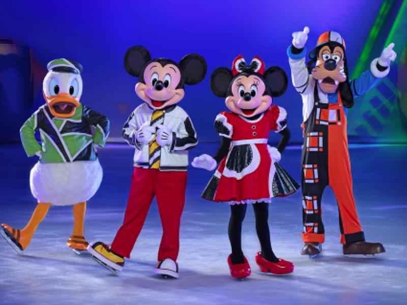 Win 240,000 HawaiianMiles from Disney On Ice