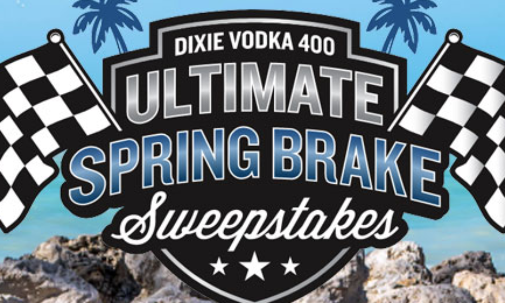Win a Race Experience & Beach Getaway from Dixie Vodka