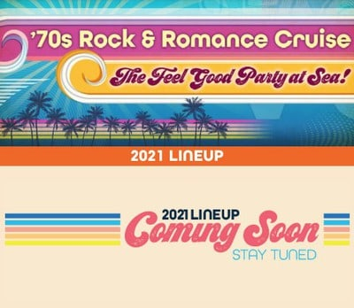 Win a Trip on the 70's Rock & Romance Cruise