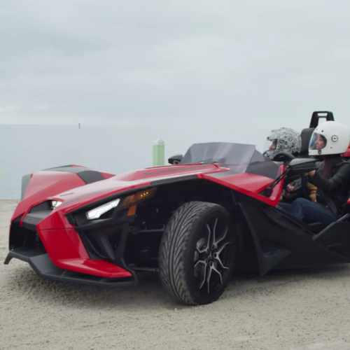 Win a 2020 Slingshot SL from Polaris