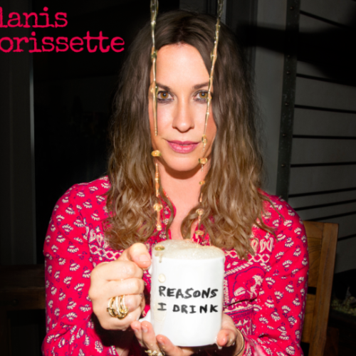 Win a Trip to See Alanis Morissette in NYC