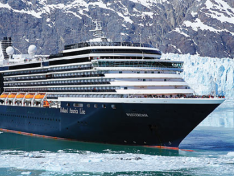 Win a 7-Day Holland Cruise to Destination of Your Choice