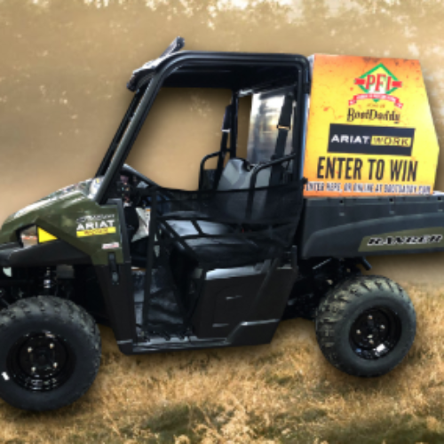 Win a 2020 Polaris Ranger from BootDaddy