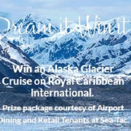 Win an Alaska Glacier Cruise from Delta Sky Mag