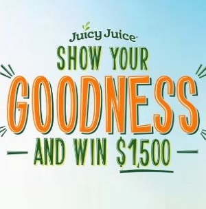 Win 1 of 10 $1,500 Cash Prizes