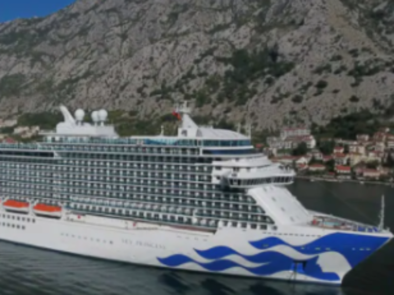 Win 1 of 12 Princess Cruises